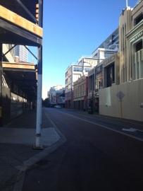 Quiet Perth