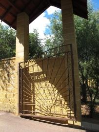 Bodhiyana Gate