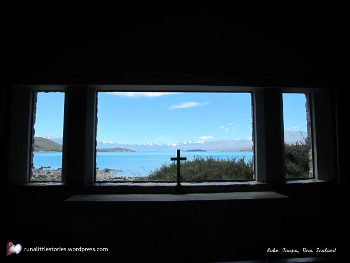 Lake Taupo NZ