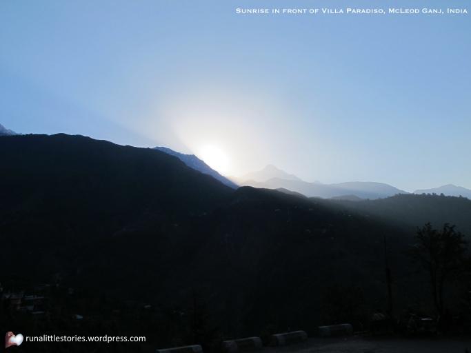 sunrise mcleod ganj