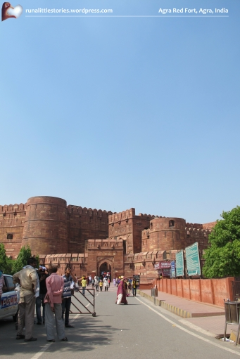 2014-11 2 Agra Fort