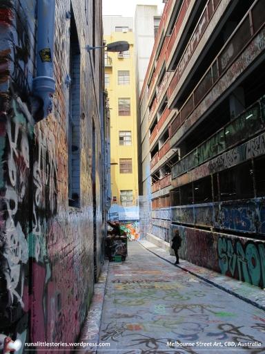2014-09 Melbourne Street Art
