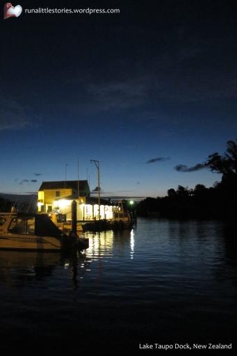 2014-09 Lake Taupo Dock