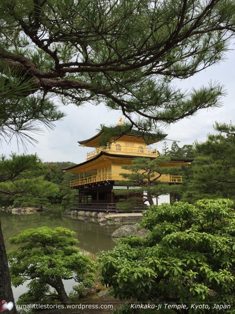 2015-05 Kinkaku-ji Temple Tokyo